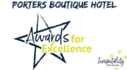 Hospitality Awards Winner plain