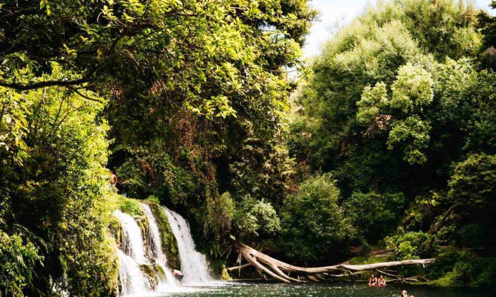 Maraetotara-Falls
